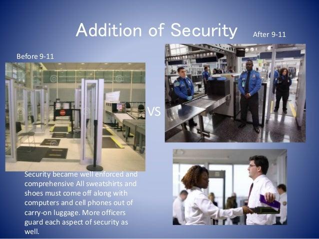 911 security easures essay