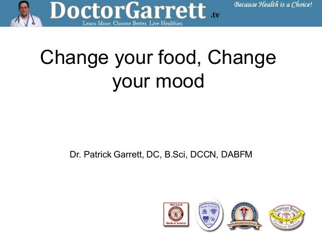 Ways the Food We Eat Affects Our Moods