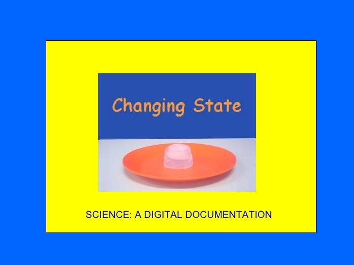 Changing States Shell