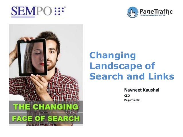 SEO Tips- Changing landscape of SEO & Links
