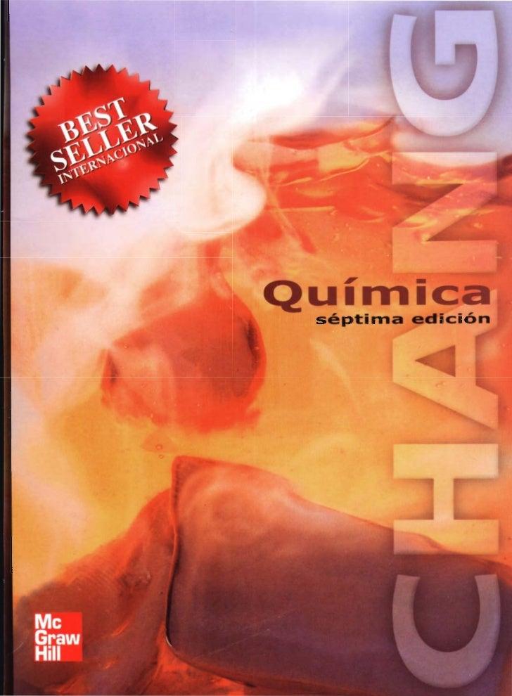 Quimica General Petrucci Chang Quimica General