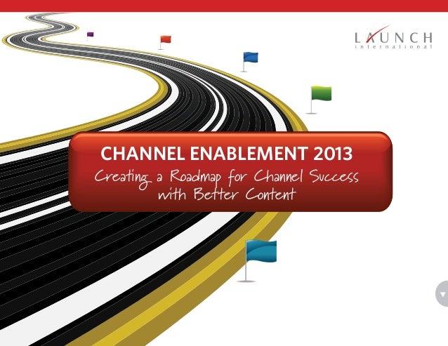 Partner / Channel Enablement