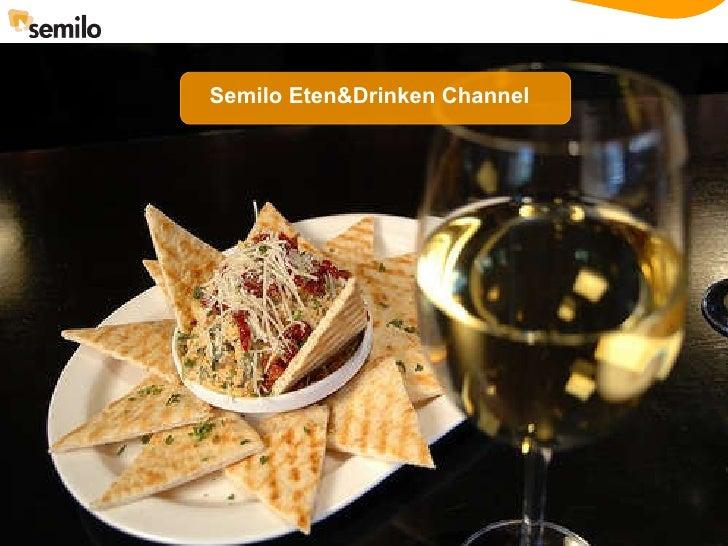 Channel Eten&Drinken