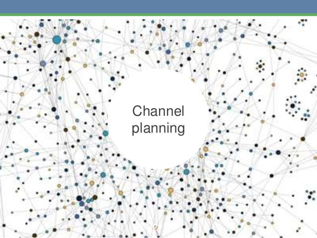 Channel planning  24.09.13