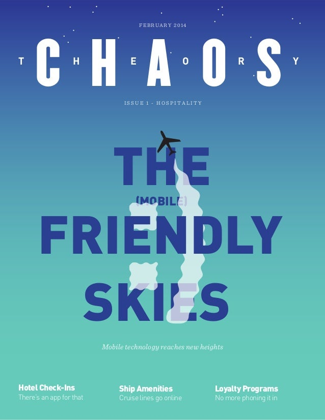 Chaos Theory | Tech In Hospitality Issue