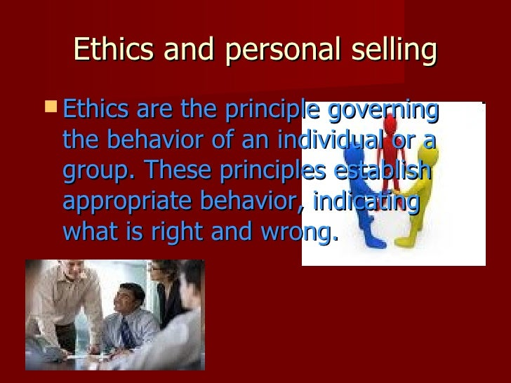 ethical issues in personal selling What are the ethical and moral issues surrounding cigarette  what are the ethical and moral issues surrounding cigarette smoking  the governments sell.
