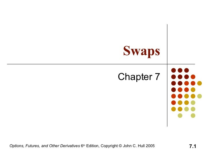 Swaps Chapter 7