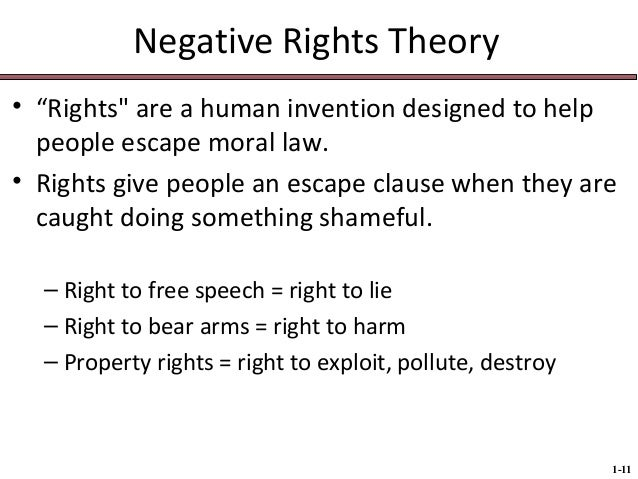 Positive law theory?????