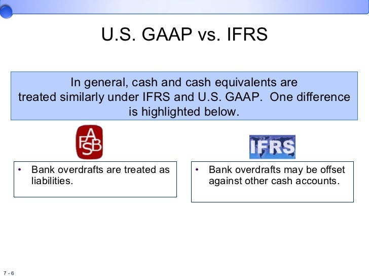 us gaap vs ifrs essay Introduction us gaap versus ifrs the basics | 2 convergence in several important areas — namely, revenue, leasing and financial instruments - continued to be a high.