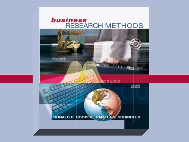 Business Research Methods Chap011