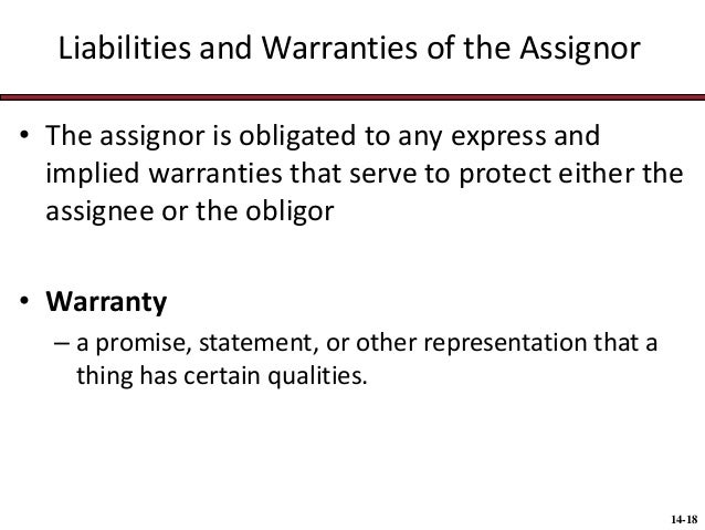 legal meaning of assignment What is assignment meaning of assignment as a finance term the value of a legal claim is speculative at the moment of assignment, and may be worth nothing.