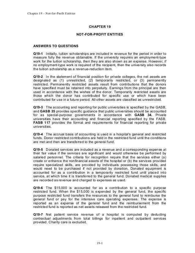 solusi manual advance acc zy Chap019