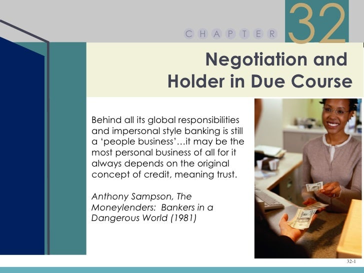C H A P                      Negotiation and                                     T   E R                                  ...