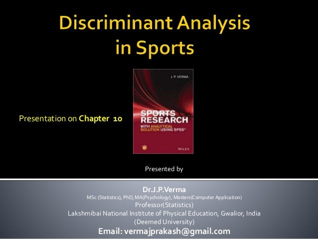 an analysis on sports psychology Smgt - sport management is a joint venture of the departments of psychology at old dominion university and norfolk state university this course covers statistical and theoretical issues related to the research and practice of personnel psychology, including meta-analysis.