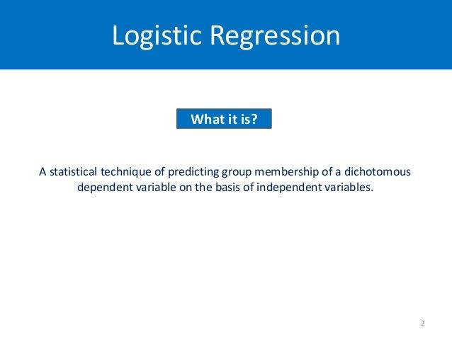 Regression research