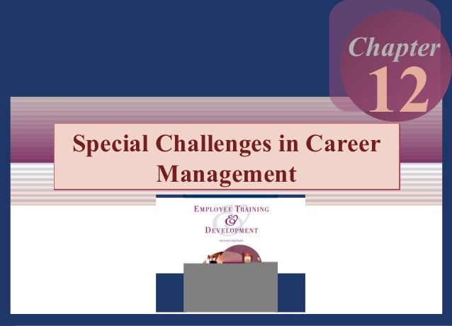 12 - 1  Chapter  12  Special Challenges in Career Management  Copyright © 2002 by The McGraw-Hill Companies, Inc. All righ...