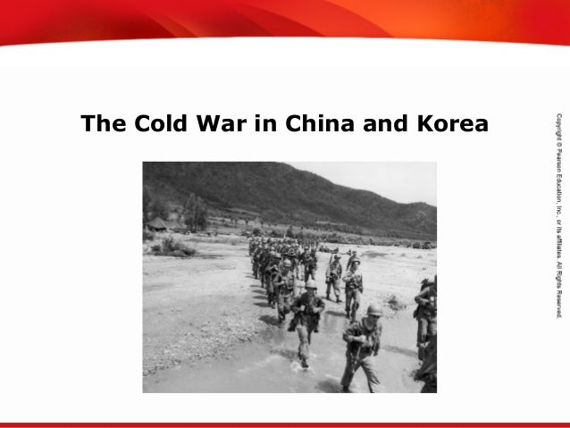 Chap 18 sect 2 The Korean War