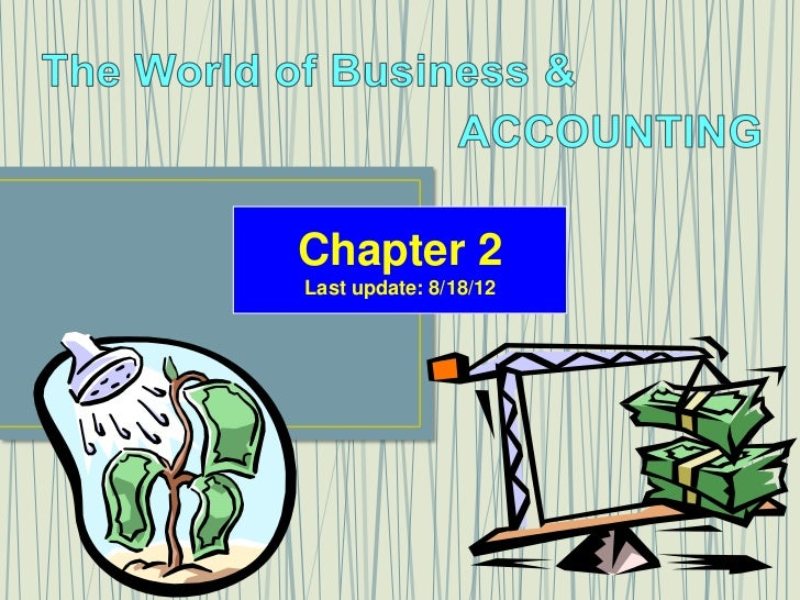 Chapter 2Last update: 8/18/12