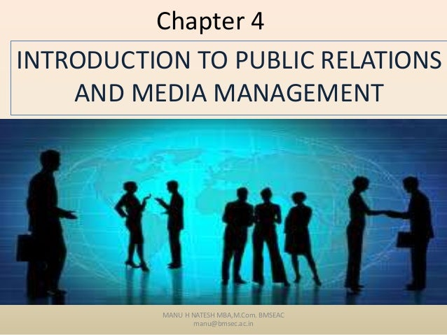 introduction to public relation pdf
