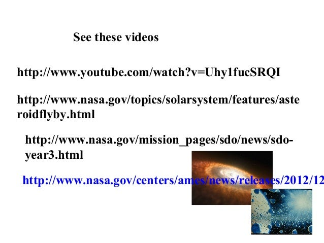 See these videoshttp://www.youtube.com/watch?v=Uhy1fucSRQIhttp://www.nasa.gov/topics/solarsystem/features/asteroidflyby.ht...