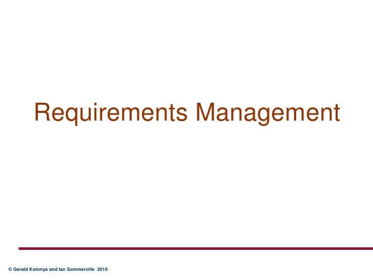 Chap5 RE management