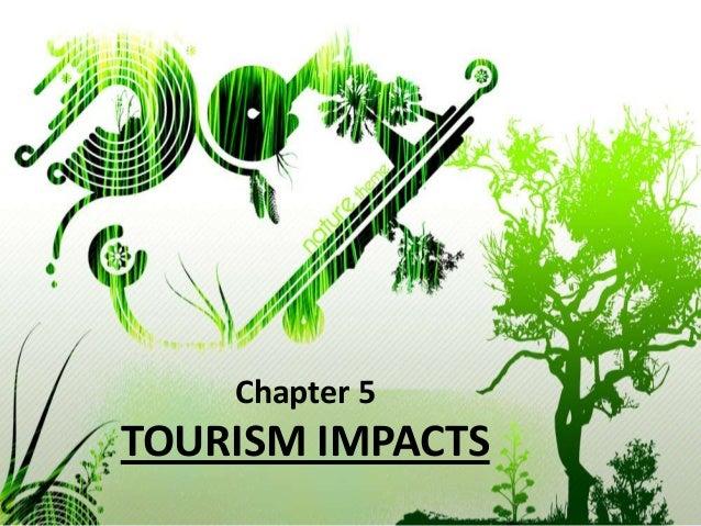 Chap5 (tourism impacts)