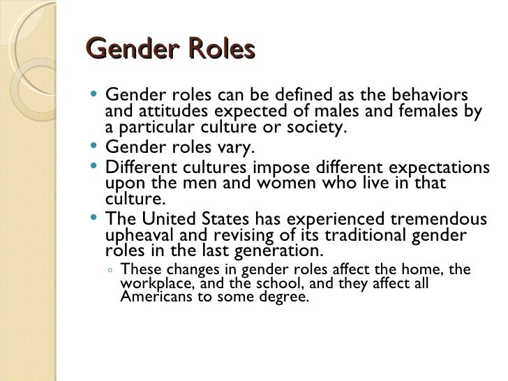 "gender roles in australian contemporary society Gender roles and relations often shift in women, men, and the changing role of gender in ""modernized"" to become a different the meanings of gender are."