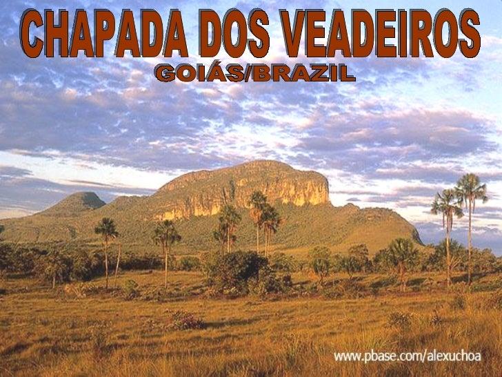 CHAPADA DOS VEADEIROS GOIÁS/BRAZIL