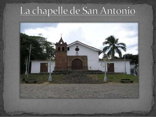 San Antonio est un des quartiers les plus connus de Cali, à cause de son ancienneté, son style traditionnel, son architect...