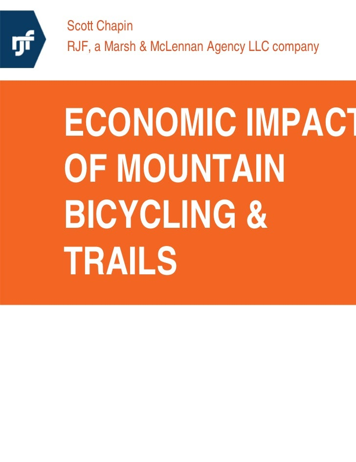Economic Impact of Mountain Bicycling & Trails
