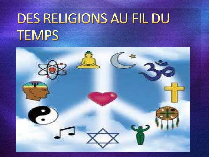JUDAISME   CHRISTIANISME                                  ISLAMPROTESTANTISME     ANGLICANISME