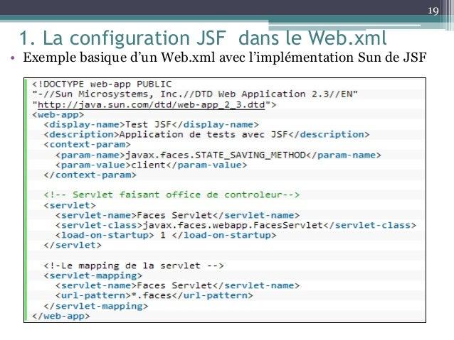 exemple de web.xml