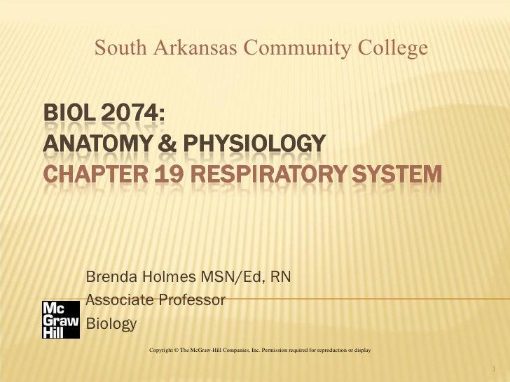Chapt19 respiratory