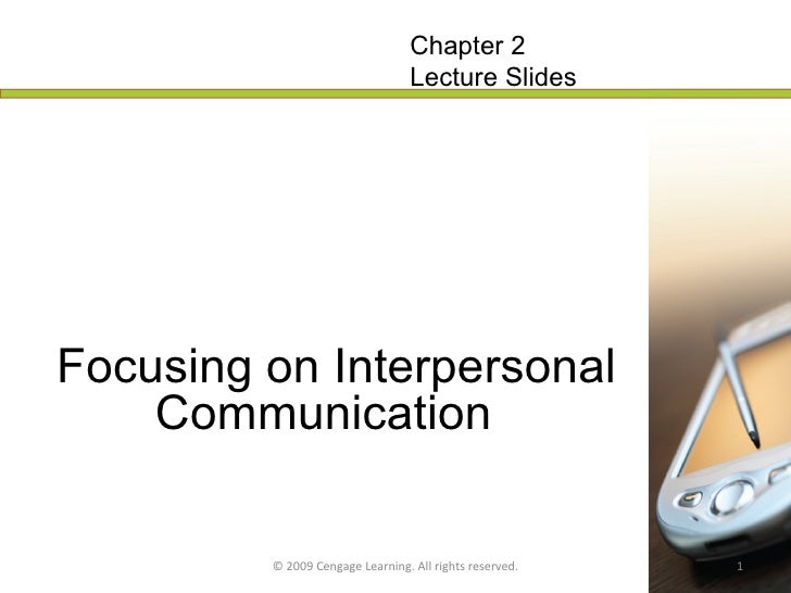 Chapt2 ppt. Business Communications