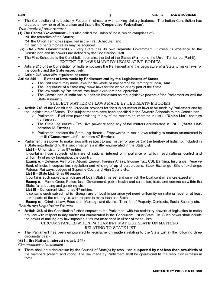 Indian Constitution Chart The Indian Constitution Has