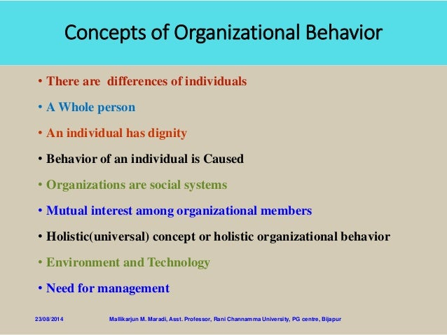 understanding organizational behaviour Explore different disciplinary approaches to organisational behaviour and understand how each approach explains • organisational behaviour and organisational.