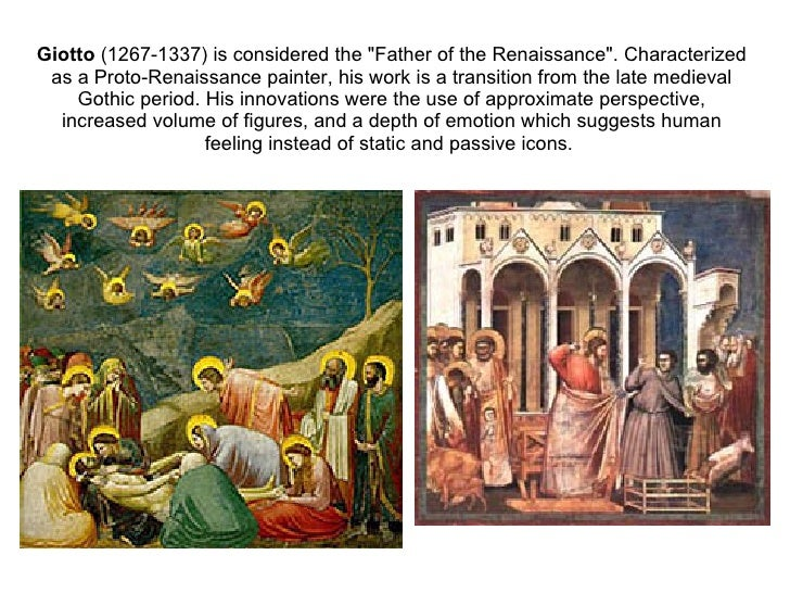 comparing medieval art to renaissance art essay Start studying difference between medieval and renaissance art learn vocabulary, terms, and more with flashcards, games, and other study tools.