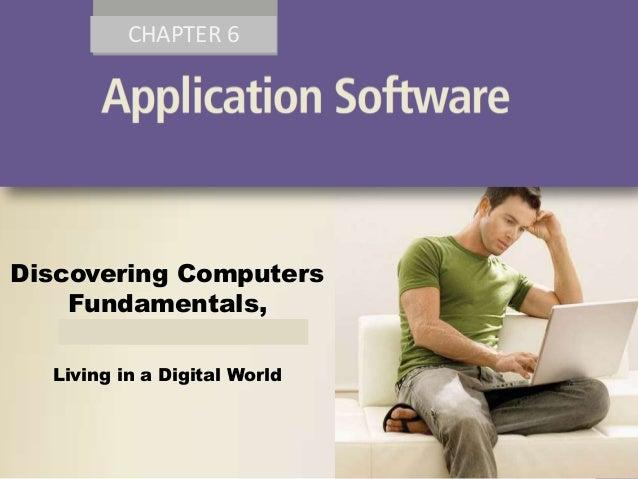Chapter 06 software csc&tts