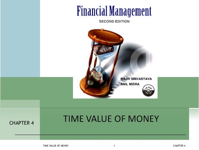 CHAPTER 4 CHAPTER 41TIME VALUE OF MONEY