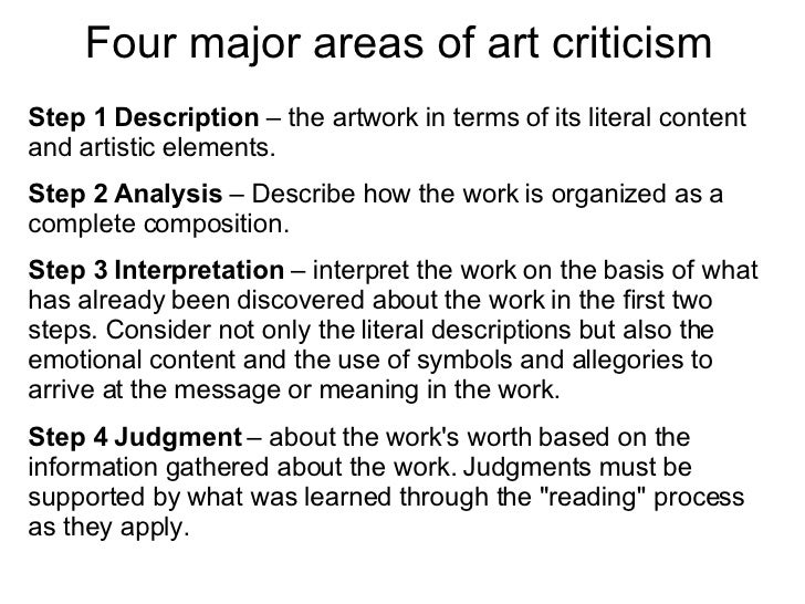 an essay on criticism meaning Looking for essay on criticism find out information about essay on criticism didactic poem on rules by which a critic should be guided see: criticism explanation.