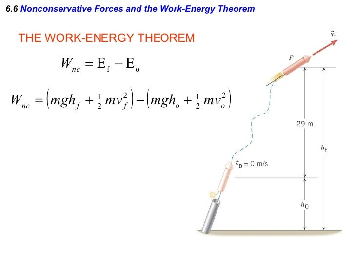 mechanical energy 25 6 5 the conservation of mechanical energy