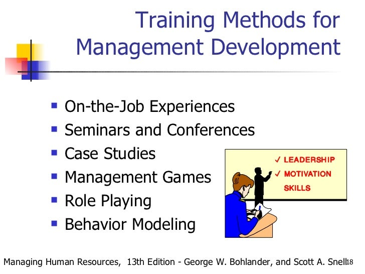management thesis on training and development Apply for internship learning and development (non thesis) job with  and  knowledge management to support functional onboarding and.