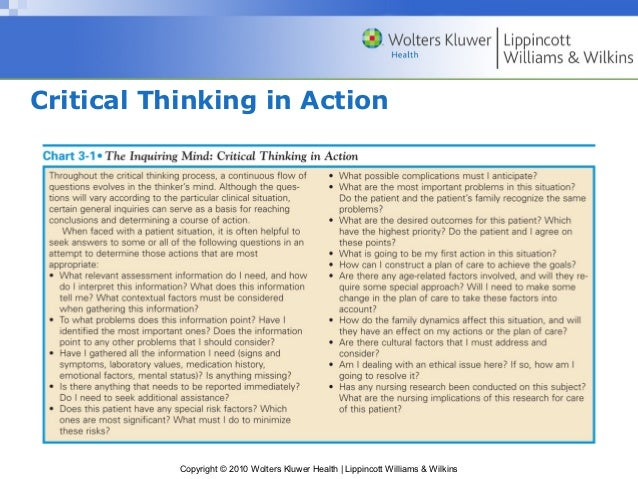 critical thinking coping and communication in nursing Critical thinking, coping, and communication in nursing teach your nurses to manage stress in a hectic clinical environment telly award winner for training for corporate use in less than 20 minutes, your nurses will master stress management, critical thinking, and communication skills.