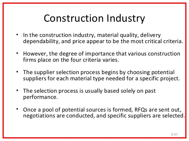 supplier selection process in the aerospace sector Sub-tier supplier management guide  suppliers of northrop grumman aerospace systems sector  tier supplier should have a.