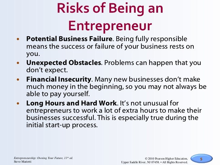 pros and cons of entrepreneurship Let me start with a story i graduated college with a degree in advertising, and i  thought i was actually going to go into that industry i got a job at.