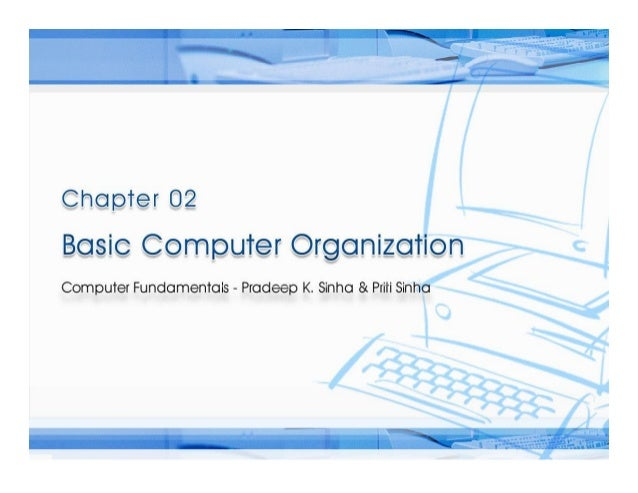 Computer Fundamentals: Pradeep K. Sinha & Priti Sinha                   Computer Fundamentals: Pradeep K. Sinha & Priti Si...