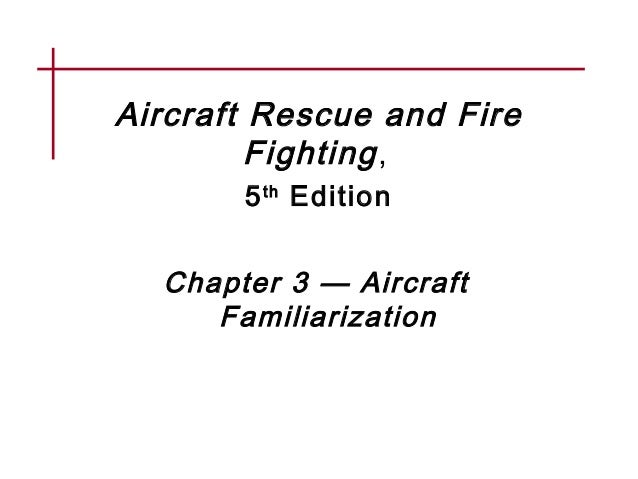 Chapter 03 Aircraft Familiaration
