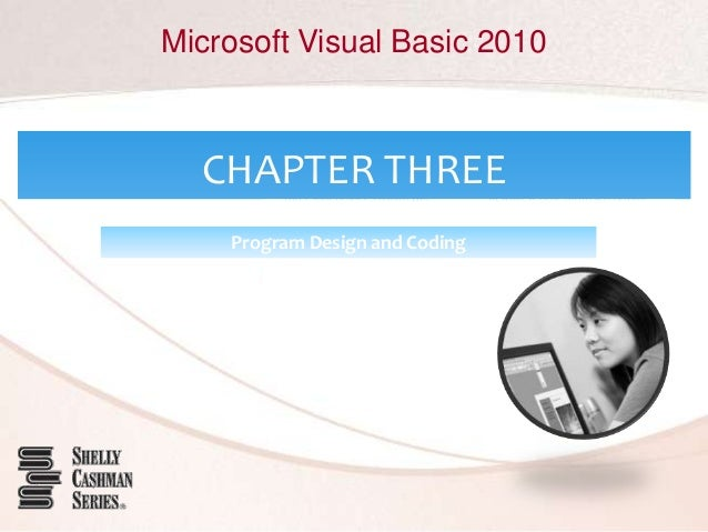 Chapter 3 — Program Design and Coding