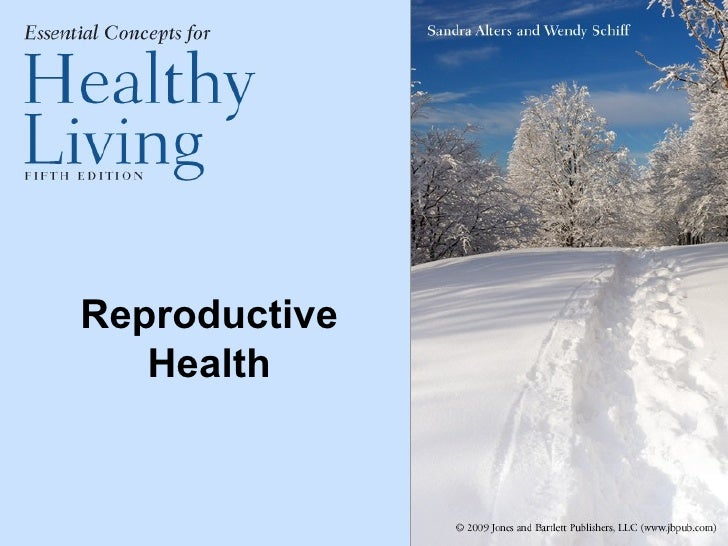 Chapter 5 - Healthy Living
