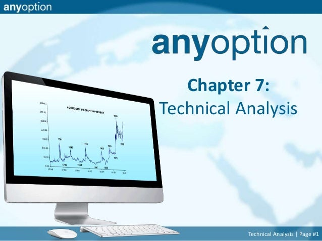 Technical analysis in binary options